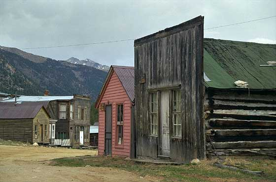 St Elmo Colorado Ghost Town Picture Gallery